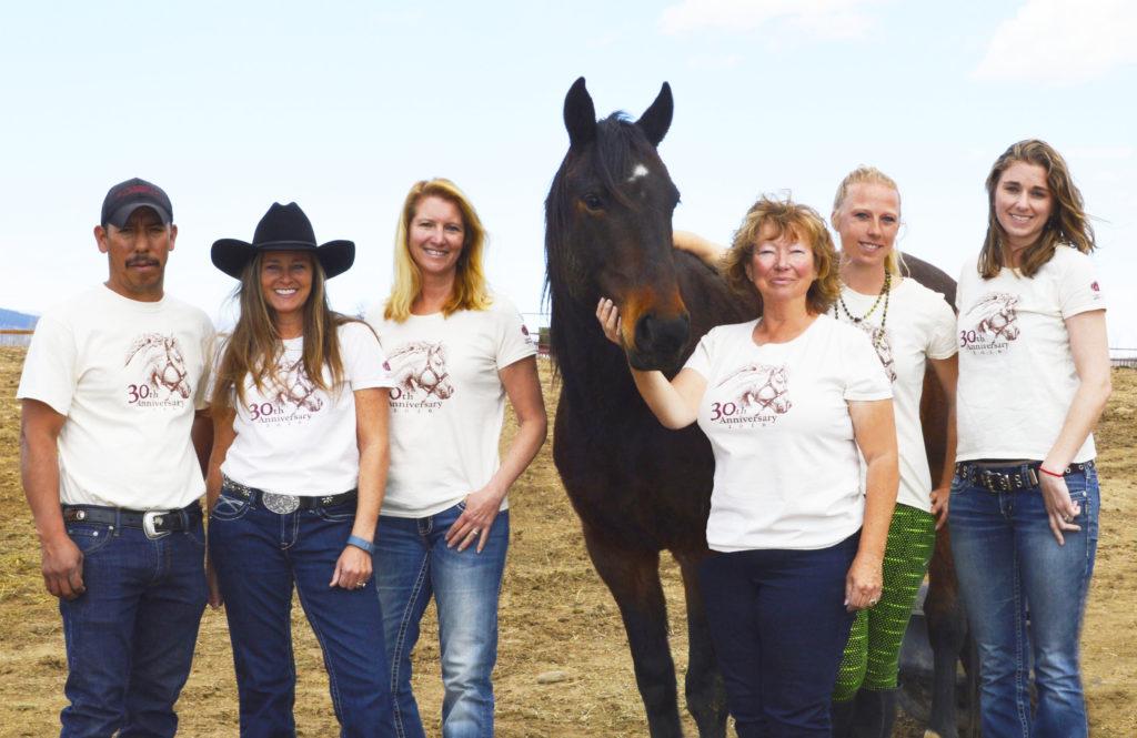 Colorado Horse Rescue 30th Anniversary