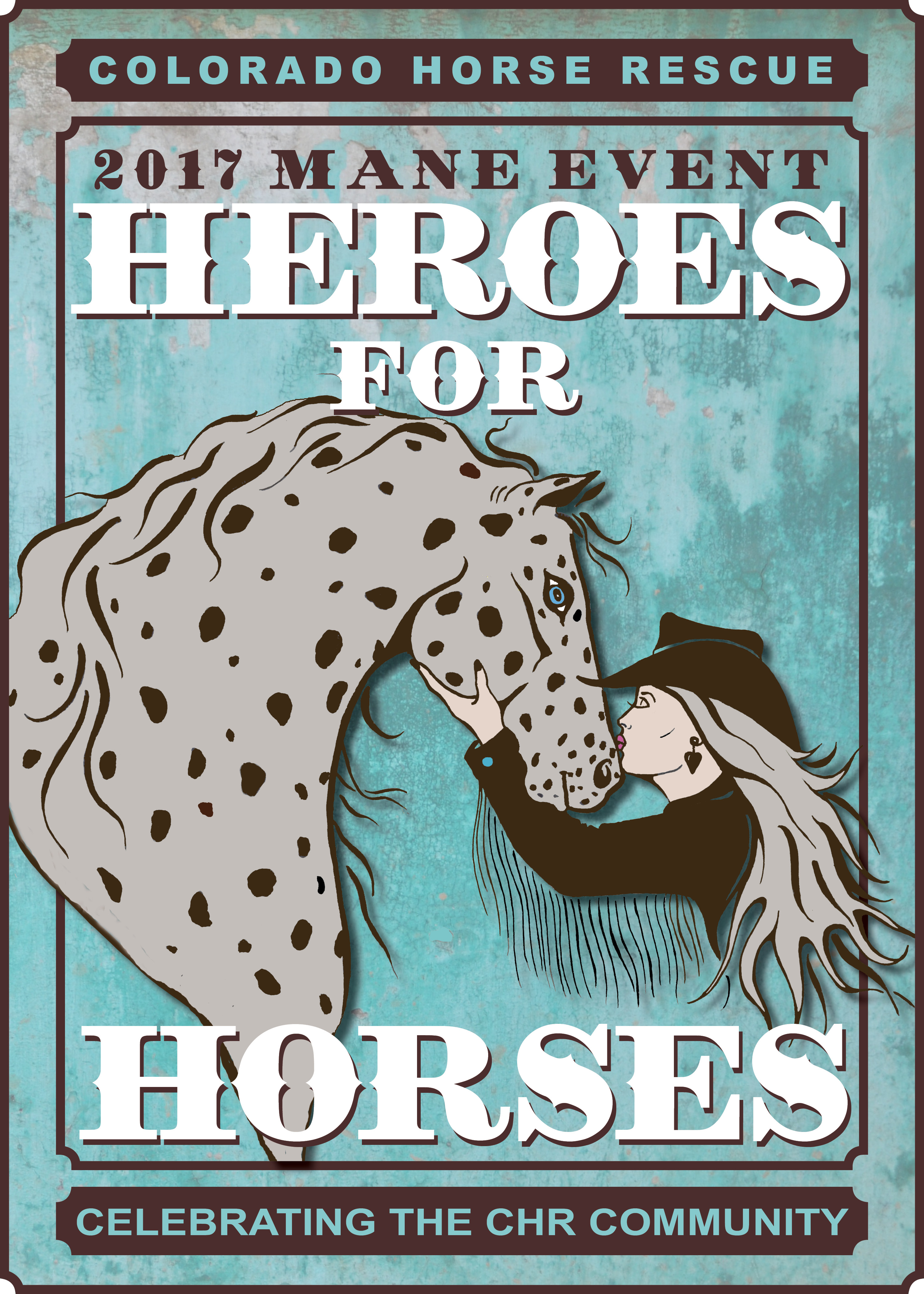 Colorado Horse Rescue Heroes for Horses